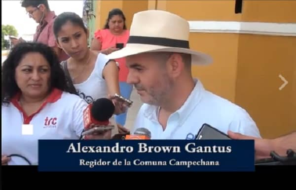 Alexandro Brown Gantus
