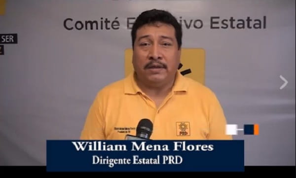 William Mena Flores