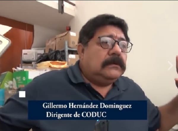 Guillermo Hernández Domínguez CODUC